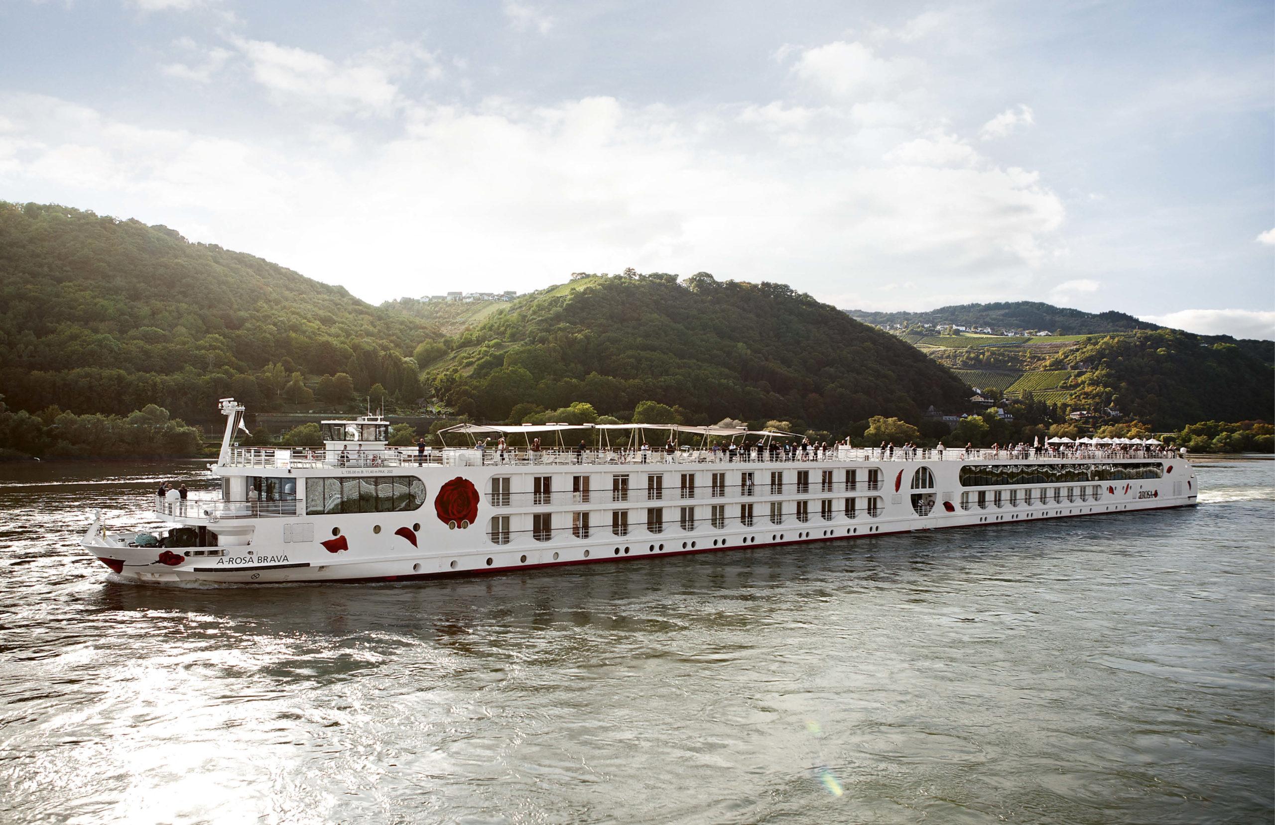A-ROSA Flussreise Rhein