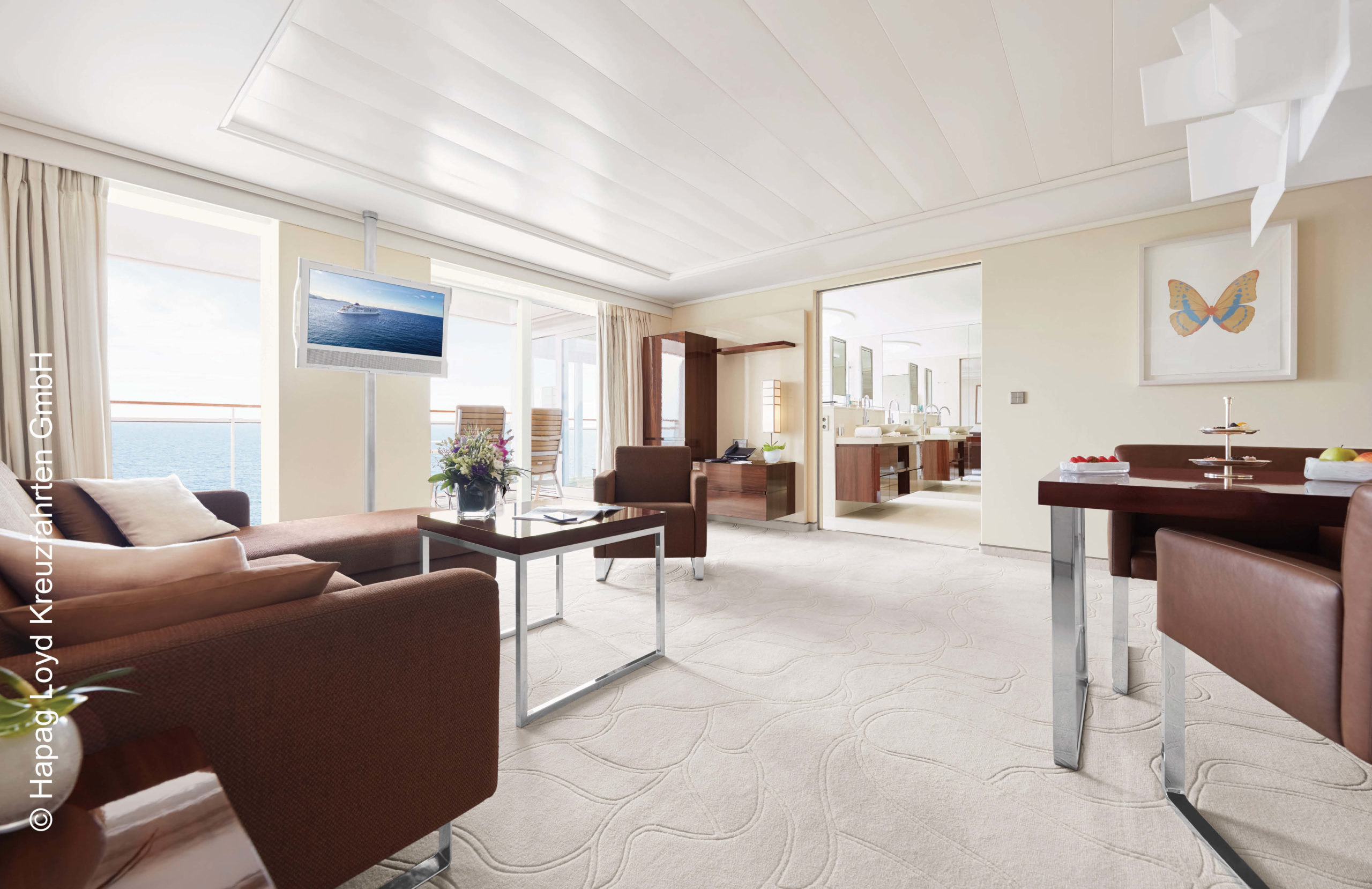 Hapag Lloyd Grand Penthouse Suite