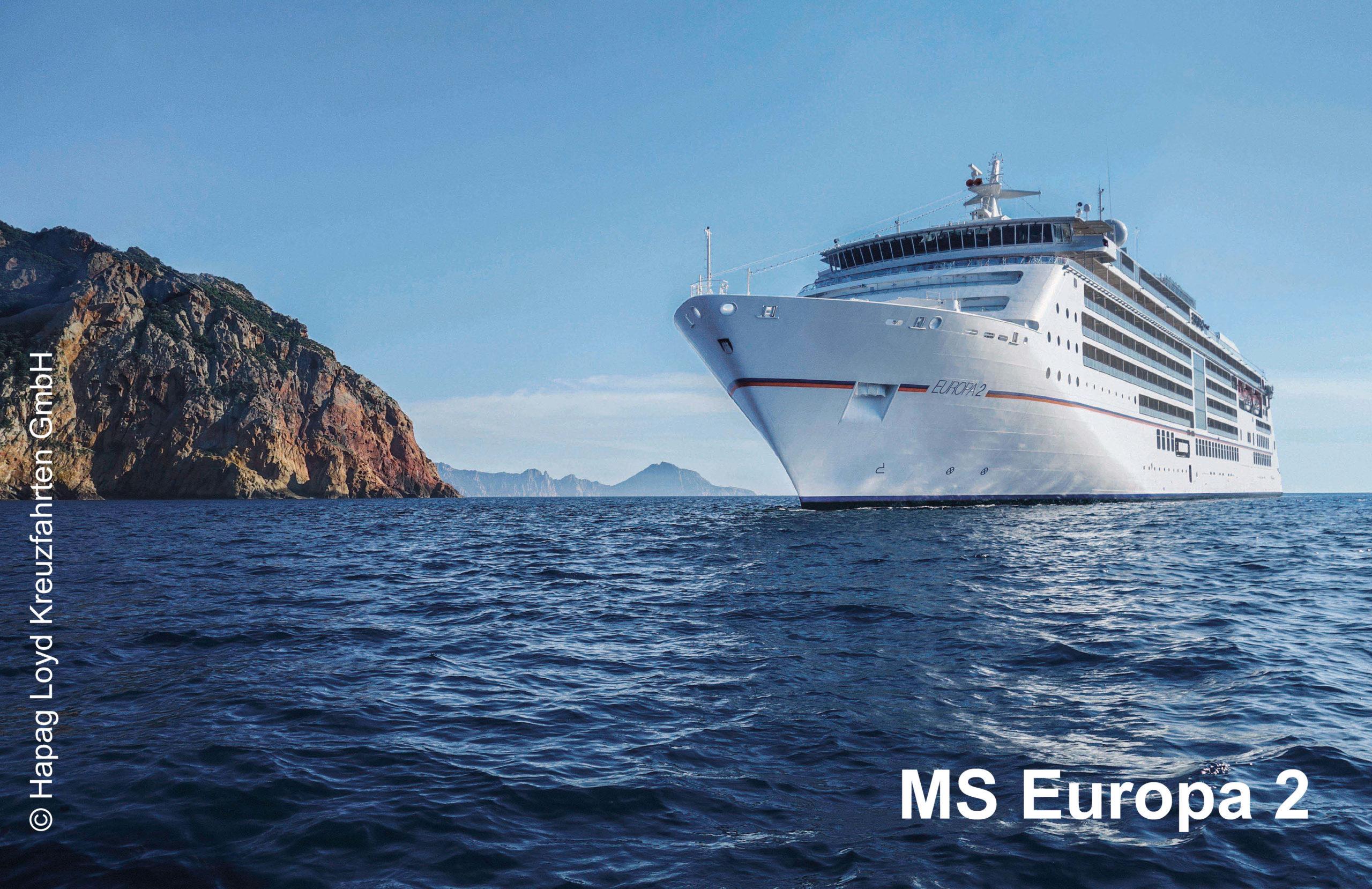 Hapag Lloyd MS Europa 2
