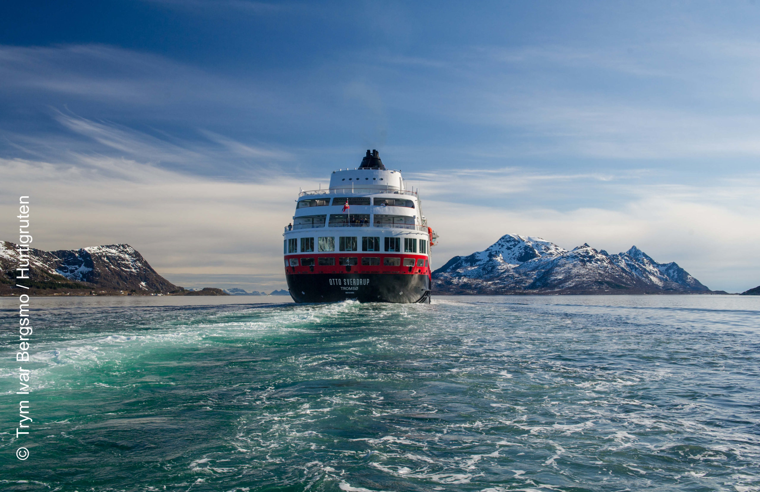Hurtigruten Otto Sverdrup Norwegen Expedition