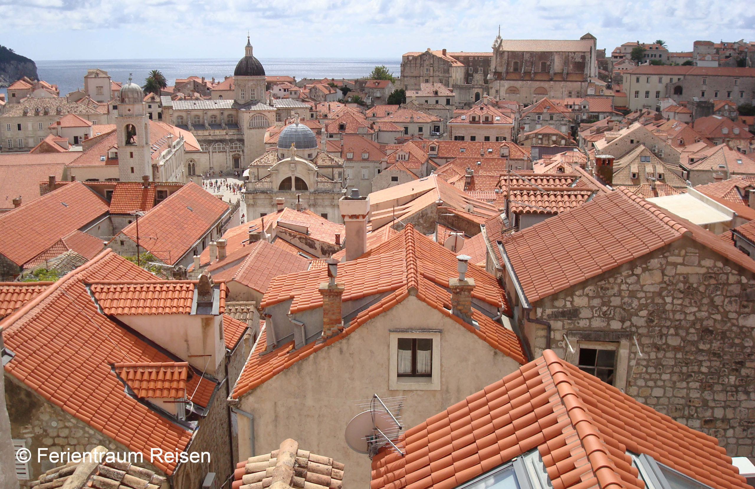 Ferientraum Reisen Adria Dubrovnik