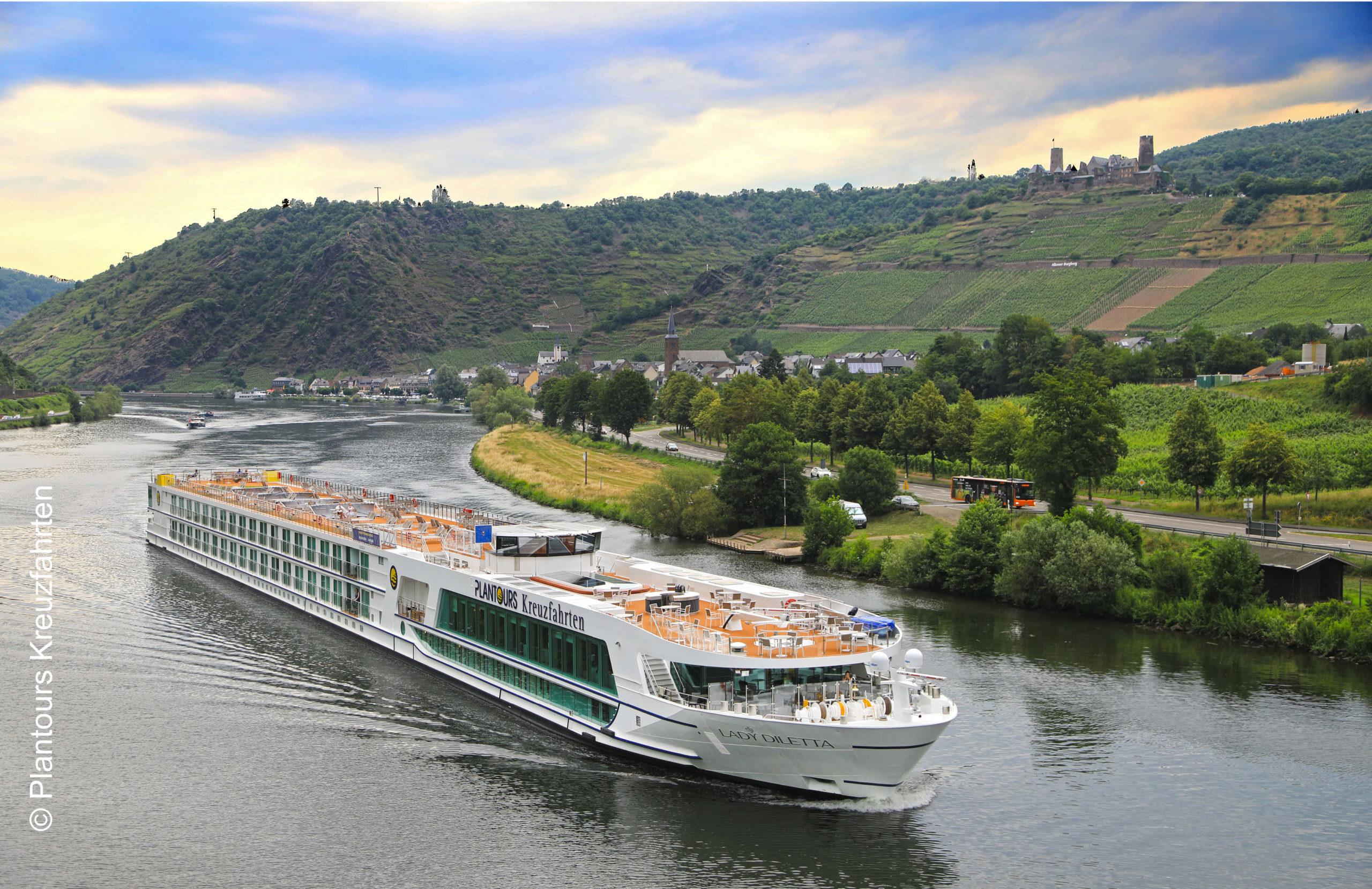 Plantours Flusskreuzfahrten MS Lady Diletta