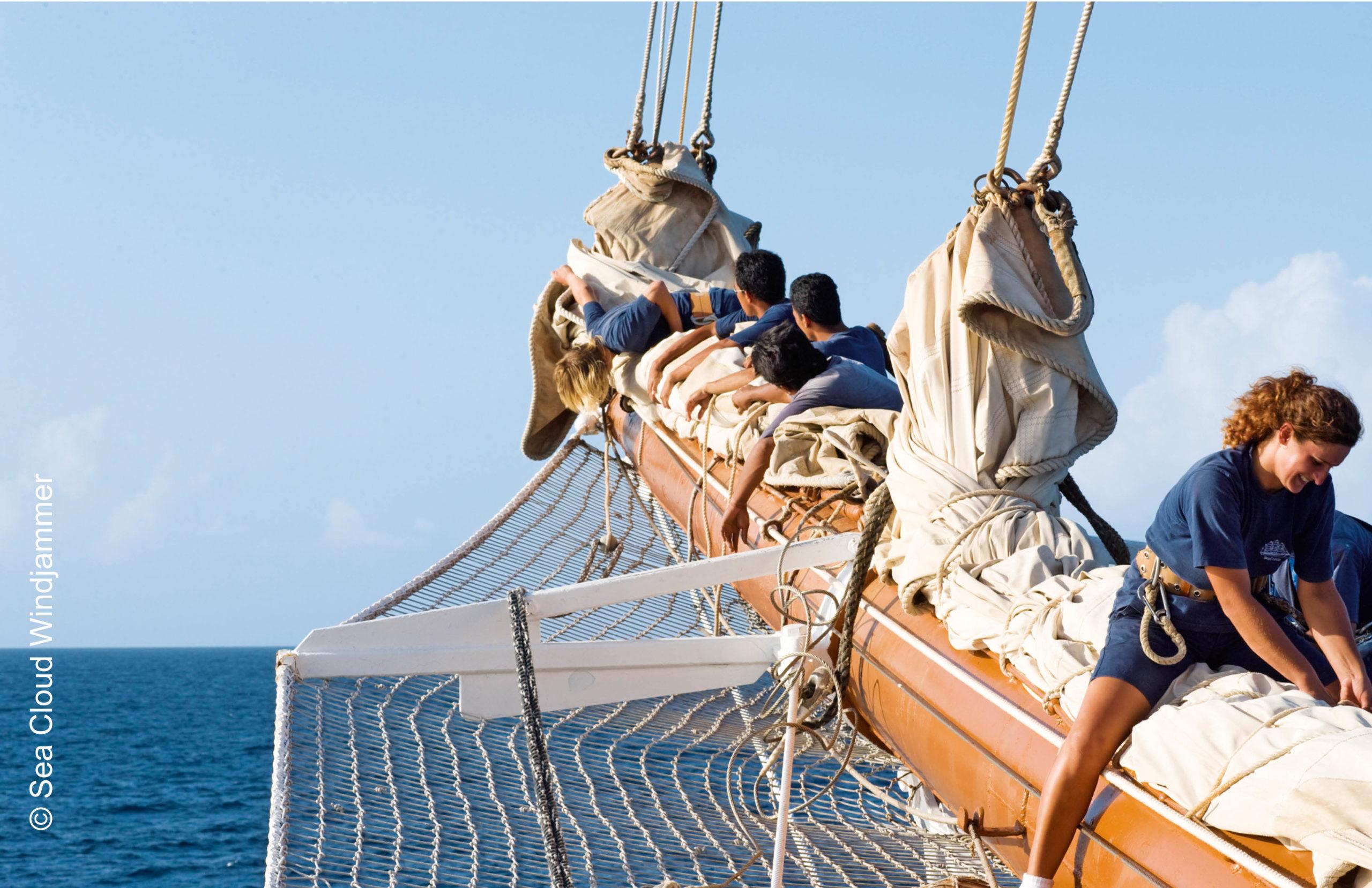 Sea Cloud Sailing Crew
