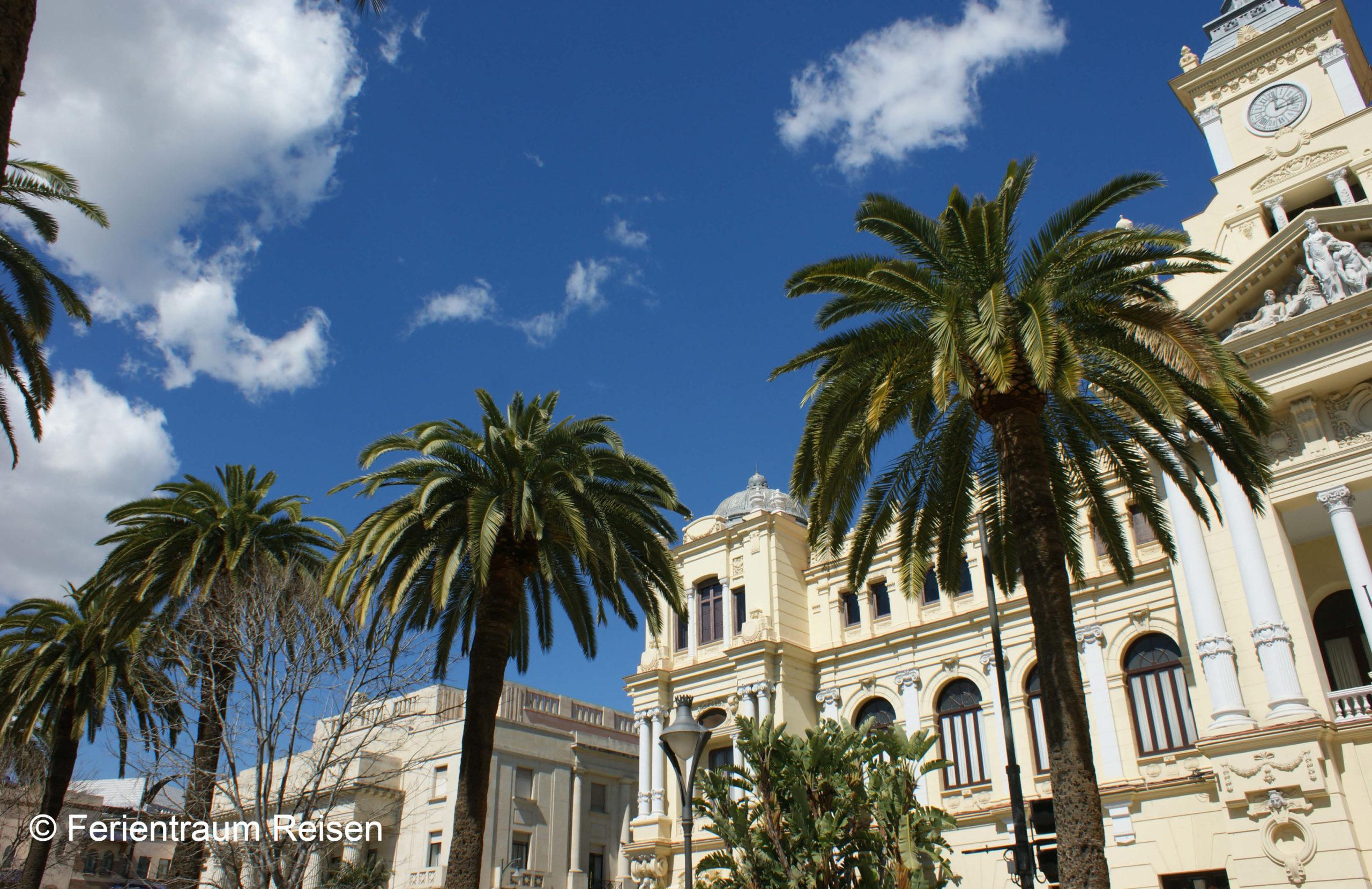 Ferientraum wunderschöne Altstadt von Malaga
