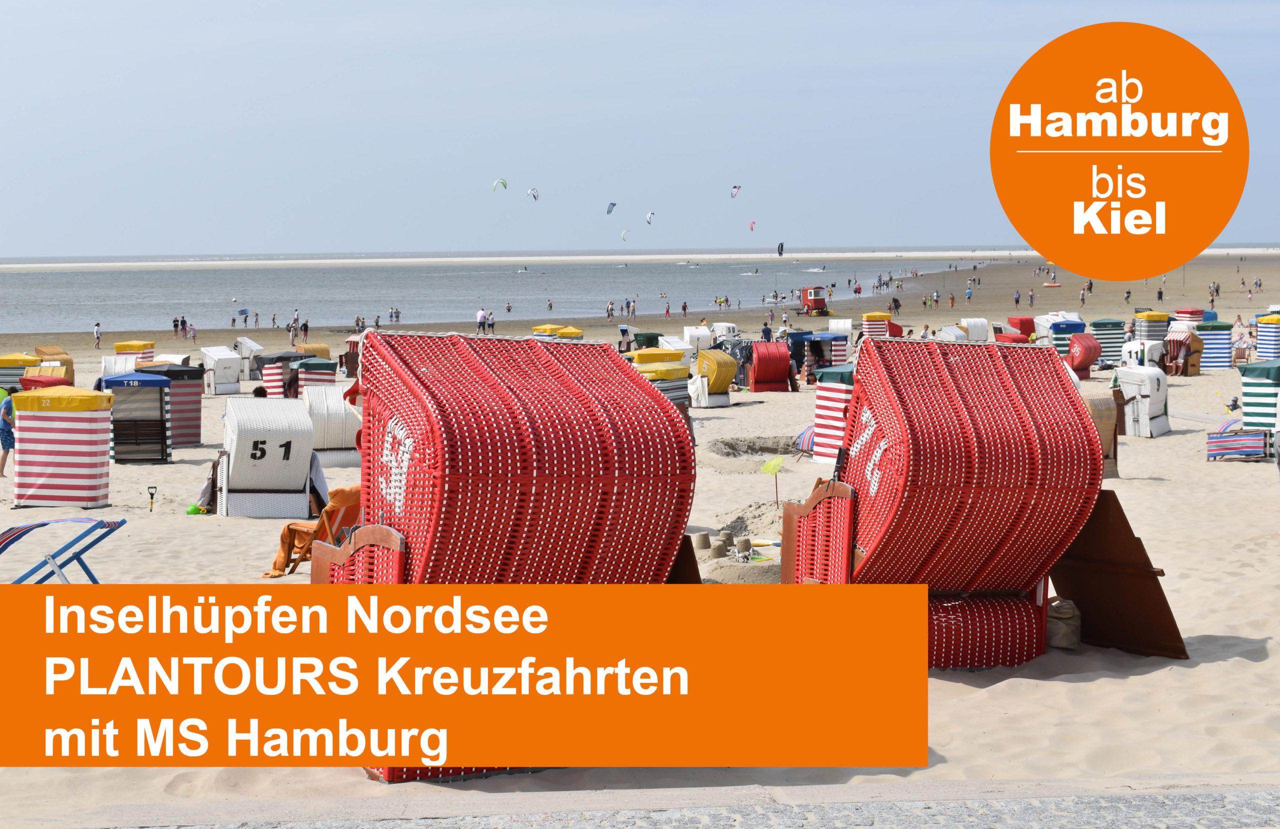 Plantours Inselhüpfen Nordsee